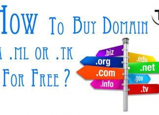 get free domain
