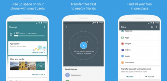 top 5 apps for file sharing